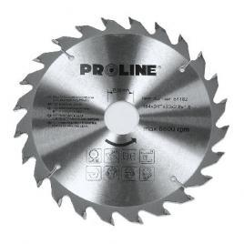 Disc circular pentru lemn cu dinti vidia 184mm / 36d.
