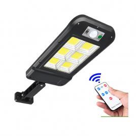 Lampa solara cu senzor si telecomanda HS-8013