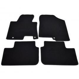 Covorase mocheta kia ceed 3/2012- negru, set de 4 bucati kft auto