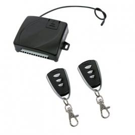 Modul inchidere centralizata carpoint cu telecomanda cu 5 functii deschis inchis portbagaj localizare si invatare cod kft auto