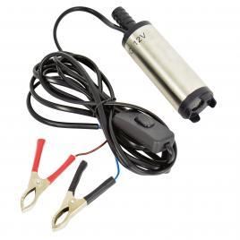Pompa transfer lichid submersibila carpoint electrica 12v , 8500/min , 12l/min cu filtru kft auto