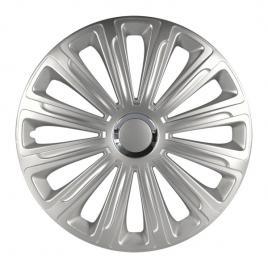 Capace roata 15 inch trend rc, silver kft auto