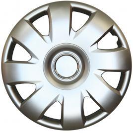 Capace roata 15 inch tip citroen, culoare silver 15-311 kft auto