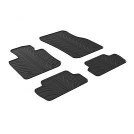 Covorase mini cooper / one f56 2014- 3 usi , manual, culoare negru, presuri gledring, 4 buc. kft auto