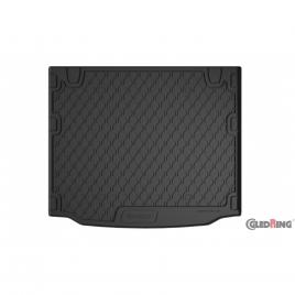 Protectie portbagaj  bmw x3 g01, 2017-, pt model fara roata rezerva, ptr podea inaltata din cauciuc rubbasol, marca gledring kft auto