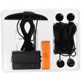 Senzori parcare spate streetwize , 12 v , cu 4 senzori de culoare negru si display led si alerta sonora kft auto
