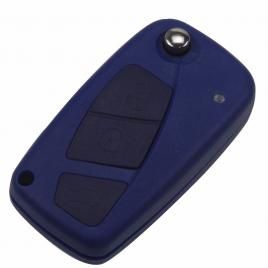 Carcasa cheie auto briceag cu 3 butoane fi-107, compatibil fiat allcars