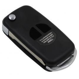 Carcasa cheie auto de transformat cu 2 butoane, compatibila suzuki su-110 allcars