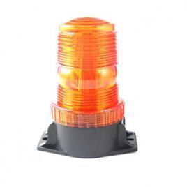 Girofar omologat u.e. cu 24 smd 5730 12-24v lumina portocalie. cod:art-hd005 maniacars