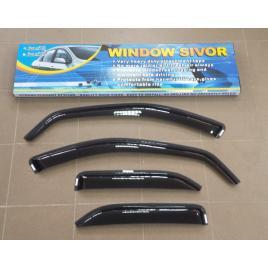 Paravanturi ford focus iii 4/5d 2011-> sedan / hatchback  art 4004 ( 4 buc / set ) maniacars
