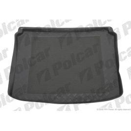 Protectie portbagaj  peugeot 307 (3 ), 03.2001-09.2007 hatchback, cu panza antialunecare kft auto