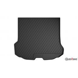 Protectie portbagaj  volvo v70 / xc70 2007-> prezent, (doar cu o podea), din cauciuc rubbasol, marca gledring kft auto
