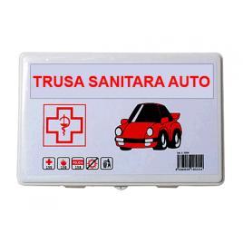 Trusa medicala auto de prim ajutor omologata , import slovacia kft auto