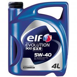 Ulei  elf evolution 900 sxr 5w40 4 litri kft auto