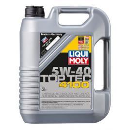 Ulei  liqui moly 5w40 top tec 4100 , 5l kft auto