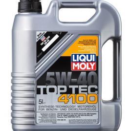 Ulei  liqui moly 5w40 top tec 4100 1 litru kft auto