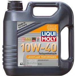 Ulei  liqui moly leichtlauf performance 10w40 4 litri kft auto