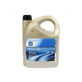 Ulei  opel gm dexos 2 5w30 5 litri, 1942003 kft auto