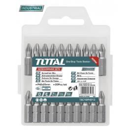 Bit - pz2.25mm, 20 buc / set (industrial) - mto-tac16pz213