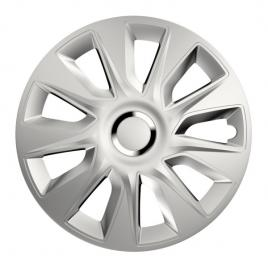Capace roata 13 inch stratos rc, silver kft auto