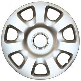 Capace roata 15 inch tip peugeot, culoare silver 15-336 kft auto