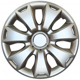 Capace roata 16 inch tip ford, culoare silver 16-417 kft auto