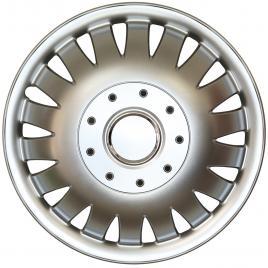 Capace roata 16 inch tip kombi, culoare silver 16-410 kft auto