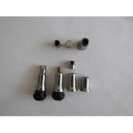 Capacele valve cu imbracaminte crom 14 cod:tr414 maniacars