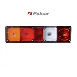 Lampa auto bestautovest pentru camion cu m.i. stanga 105x395x80mm versiune pickup , lublin , polonez kft auto