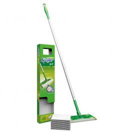 Mop pentru podea swiffer sweeper kit , mop + 8 lavete kft auto