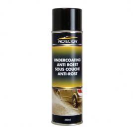 Spray vopsea insonorizanta , antifon auto marca protecton 0.5l kft auto
