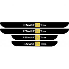Set protectie praguri renault f1 team maniastiker