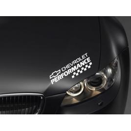 Sticker performance - chevrolet maniastiker