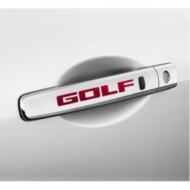 Sticker manere usa - golf (set 4 buc.) maniastiker