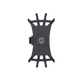 Suport de telefon pentru bicicletă Super TOUCH, negru