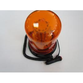 Girofar cu magnet 51066 cu 120 led portocaliu 24v maniacars