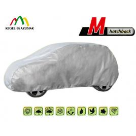 Husa exterioara mobile garage m hatchback lungime 380-405 cm kft auto