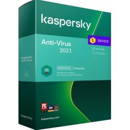 Kaspersky Antivirus 2021 - 1 PC