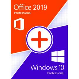 Microsoft Office 2019 Professional Plus+ Windows 10 Professional Retail-CRIAND SOFTWARE IT SRL