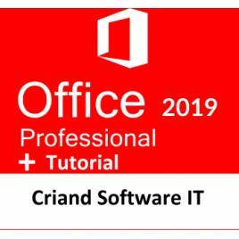 Microsoft Office Pro Plus 2019-Licenta Permanenta Criand Software