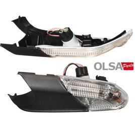 Semnalizare oglinda skoda octavia 2 1z3 octavia combi 1z5 2004-2008 1z0949101d cu lumina inferioara stanga kft auto