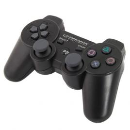 Controller, gamepad bluetooth ps3 marine esperanza