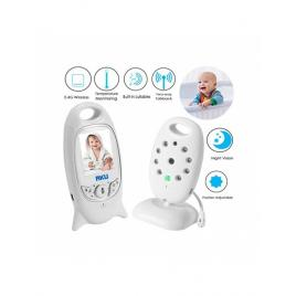 Baby monitor aku 2019 audio video wireless vedere nocturna senzor miscare