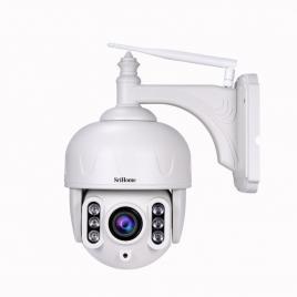 Camera ip wireless mini ptz sricam sh028 1080p, ir: 40m