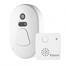 Camera ip wireless sonerie vstarcam d1, 2mp