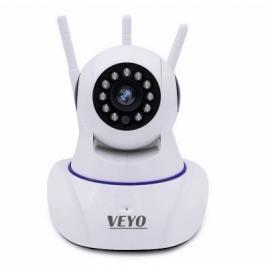 Camera supraveghere ip 1080p, wi-fi veyo, p2p, ptz, onvif, slot card microsd