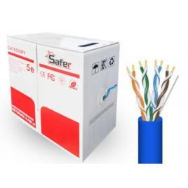 Cablu ftp cat5 cupru 305m safer
