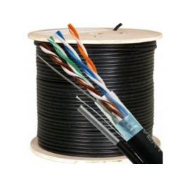 Cablu ftp cu sufa cupru cat5 tambur 305 metri safer