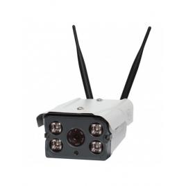 Camera supraveghere video aku ip gigant wi-fi 1.3mp + audio 2 way super clear hd sd card 32gb, ir 25m