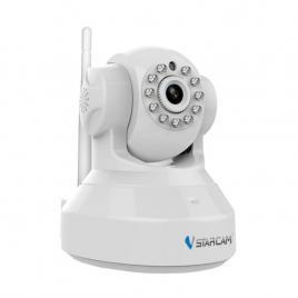 Vstarcam c37a camera ip wireless hd 960p pan tilt audio card, ir 10 m